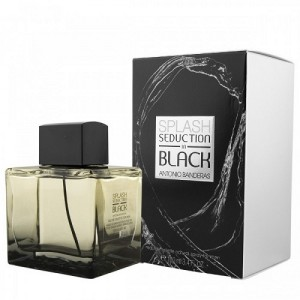 ANTONIO BANDERAS Splaash Seduction in Black_100ml