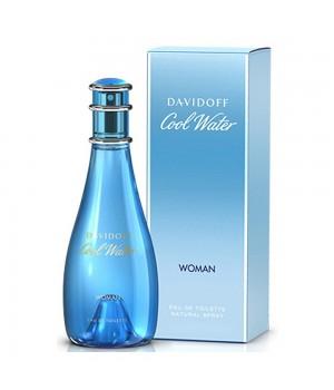 DAVIDOFF Cool Water Woman EDT_100ml