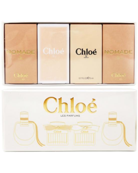 CHLOE Les Parfums: Love Story Eau Sensuelle EDP_7.5ml+Fleur