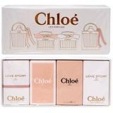 CHLOE小香水禮盒5ml*4