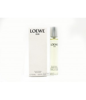 LOEWE 001中性古龍水_15mlv.