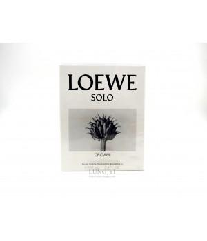 LOEWE 摺紙男性淡香水_100mlv.