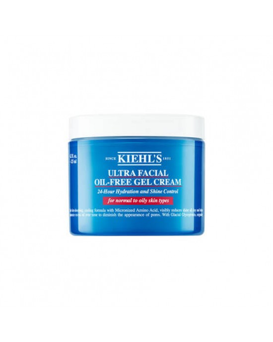 Ultra Facial Oil-Free Gel Cream_125ml