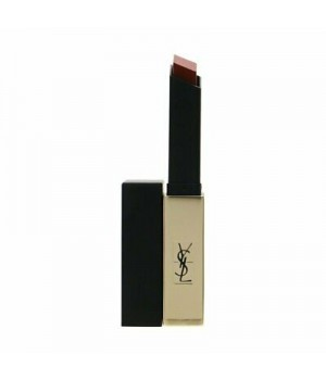 YSL-#33 Rouge Pur Couture The Slim Leather-Matte Lipstick_2.2g