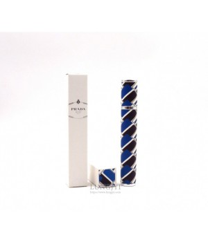 藍黑 PRADA香水分裝瓶_10ml