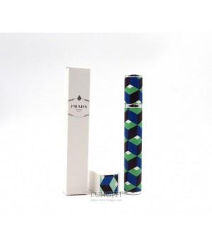 藍綠 PRADA香水分裝瓶_10ml