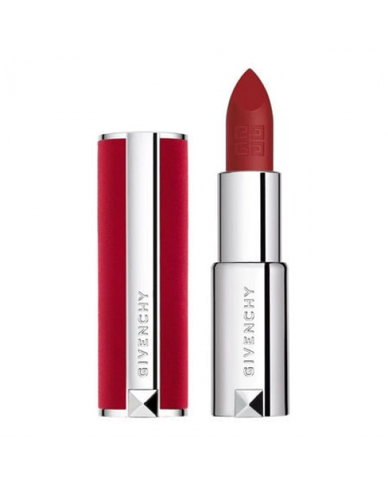 GIVENCHY-#37 Le Rouge Deep Velvet Powdery Matte High Pigmentation Lipstick_3.4g
