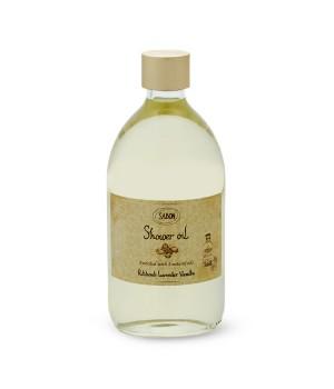 Patchouli Lavender Vanilla Shower Oil_500ml