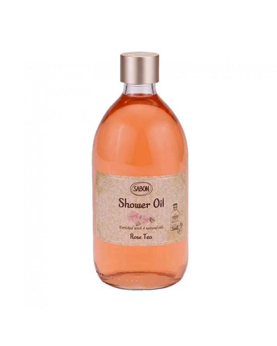 Rose Tea Shower Oil_500ml