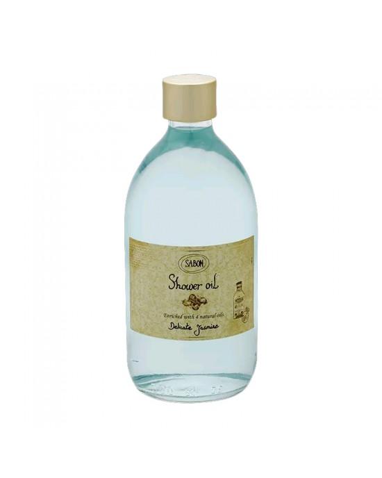Delicate Jasmine Shower Oil_500ml