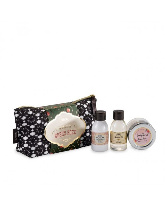 A Tale of Green Rose Gift Set