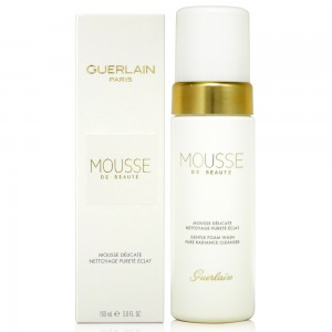 GUERLAIN Mousse de Beaute Gentle Foam Wash Pure Radiance