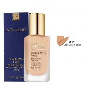ESTEE LAUDER #12 Double Wear Nude Water Fresh Makeup_30ml