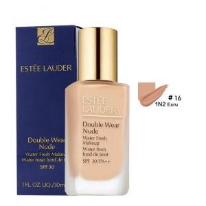 ESTEE LAUDER #16 Double Wear Nude Water Frush  Makeup_30ml