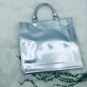 &幻銀綺采手提包-小