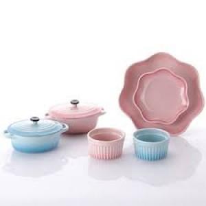 &NEOFLAM甜美鑄瓷餐具6件SWRT06S