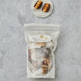 Luxury Dates, Macadamia, Normal Package