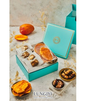 Luxury Dates, Mixed, Tiffany Gift Package