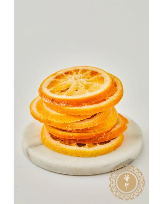 爺早 橙片_90g